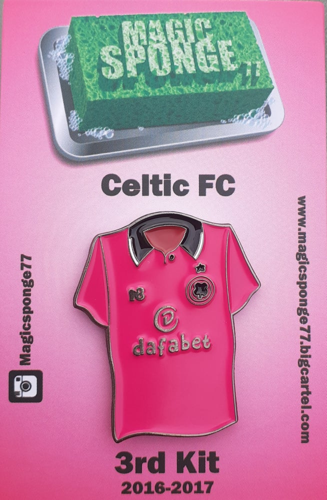 Image of Out Now Celtic 3rd Kit