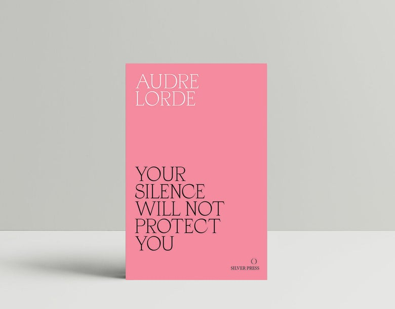 Image of Your Silence Will Not Protect You