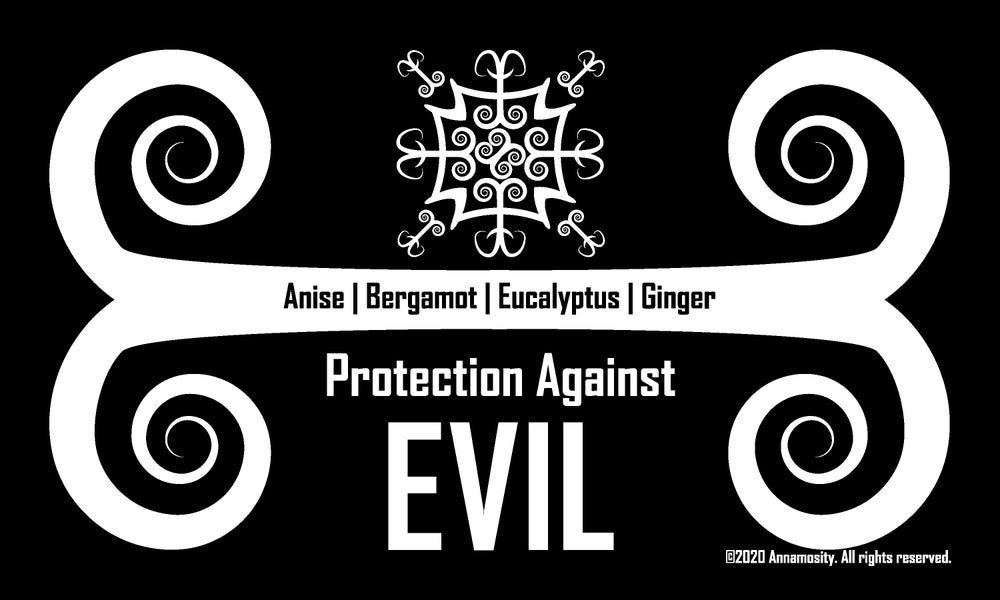 Image of Protection (Against Evil) - Coven Candle