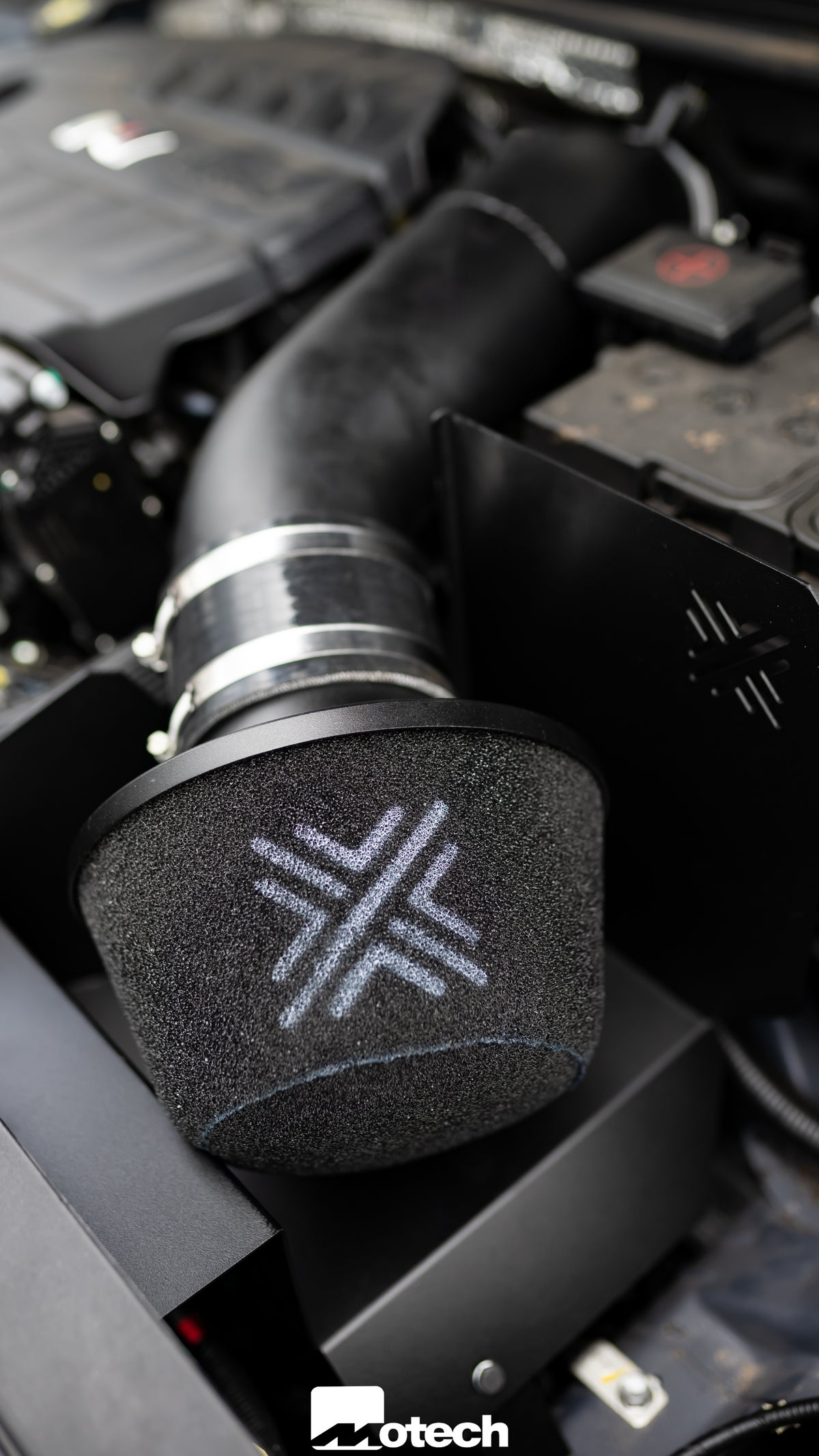 Image of Hyundai i30N Pipercross Performance Induction System PK424