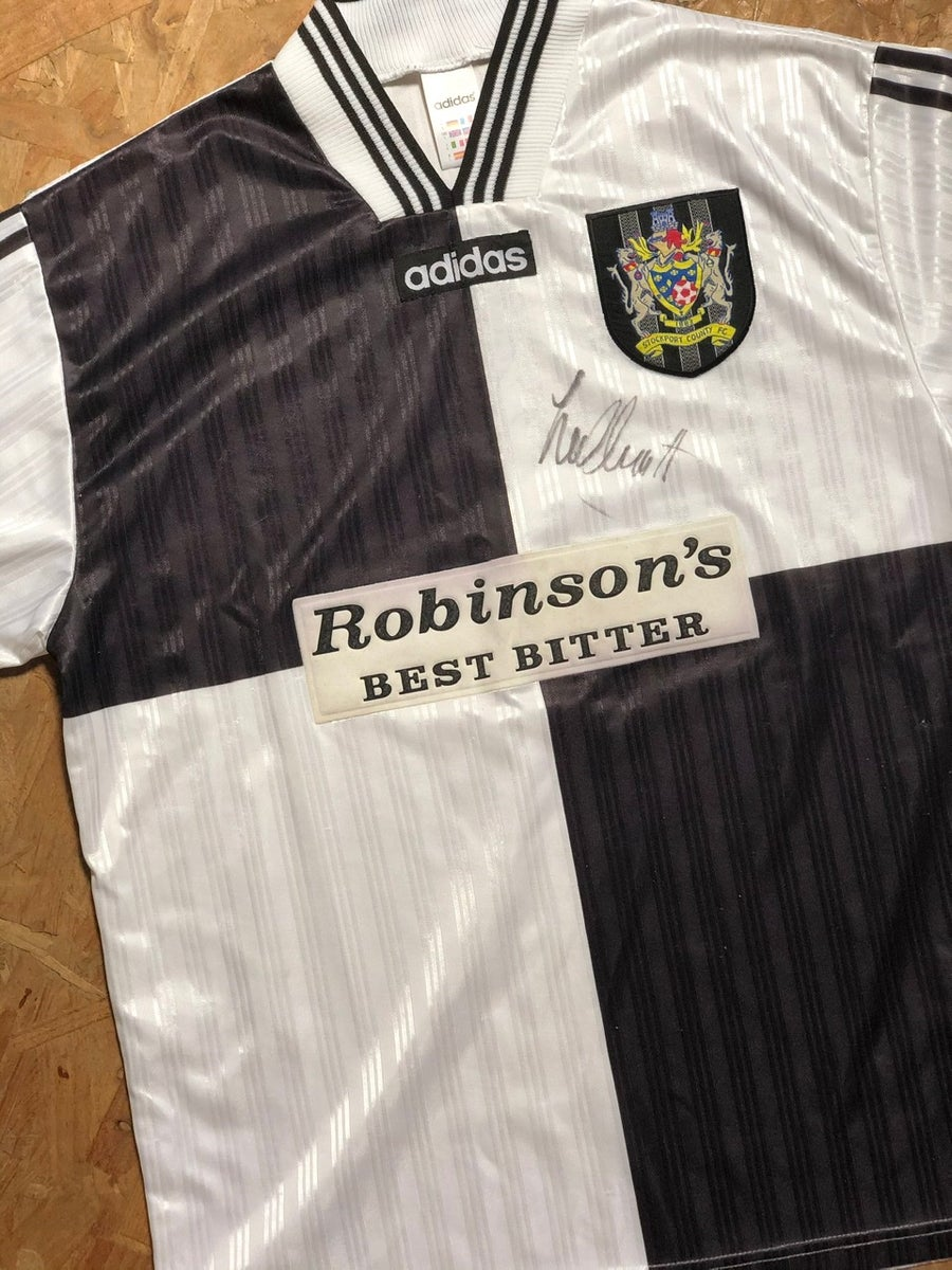 Image of Replica 1997/98 adidas Away Shirt