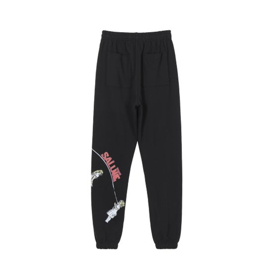 Image of Salute 2020ss jump sweater pants