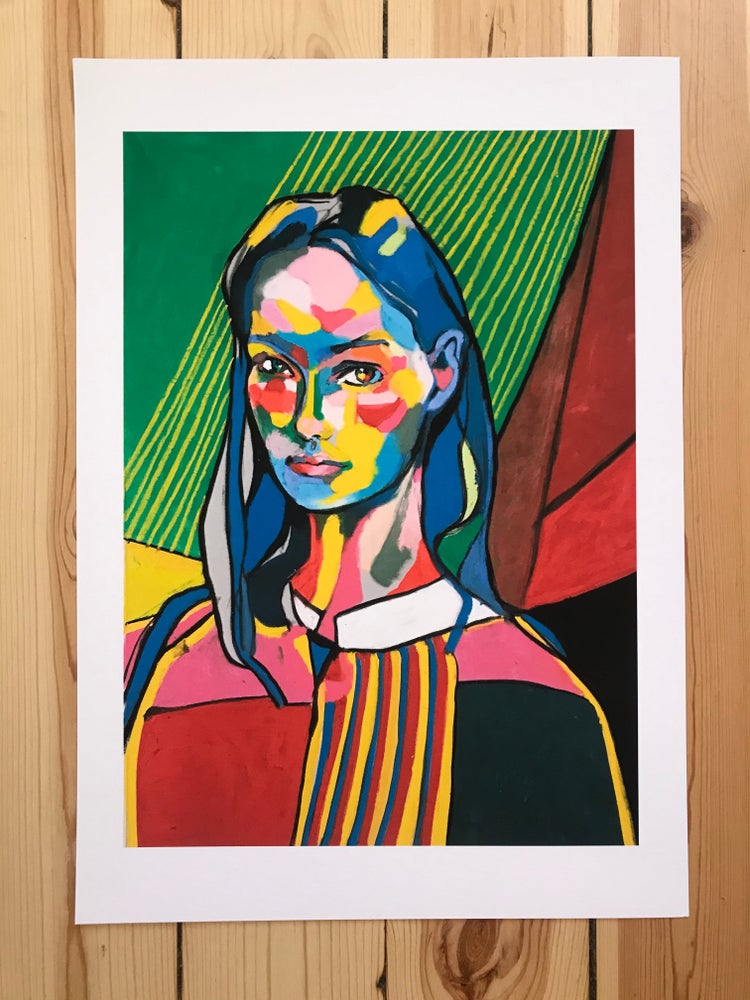 Image of Art Prints, Signed, A3