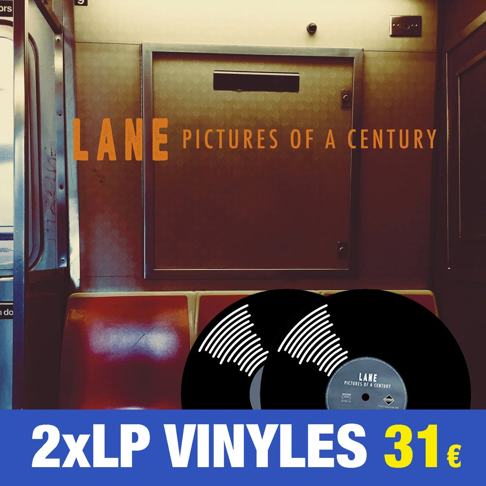 """LANE """"Pictures Of A Century"""" 2LP"""