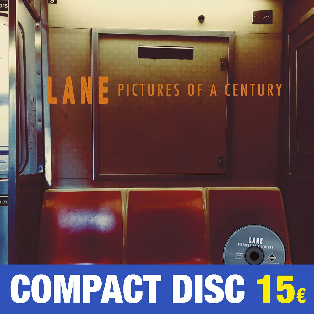 "LANE ""Pictures Of A Century"" Compact Disc"