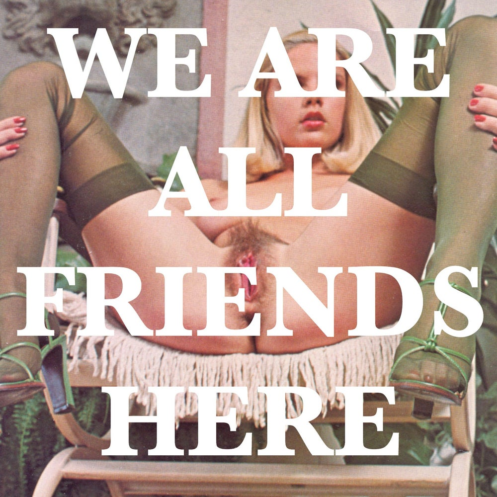 Image of We're All Friends Here (2016)