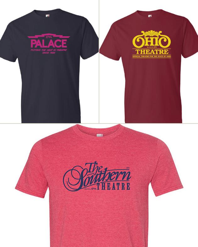 Image of Historic Theatres T-Shirt Bundle