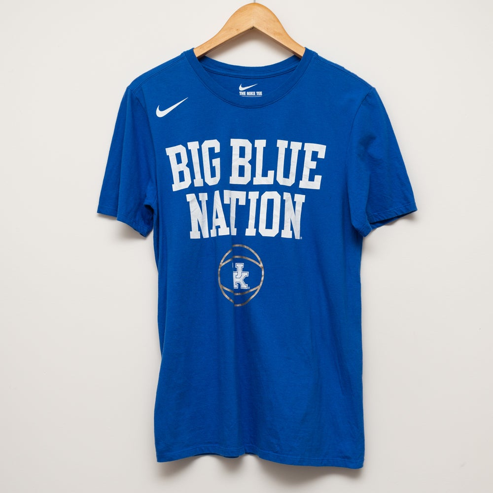Image of Nike Blue Nation Tee Size S