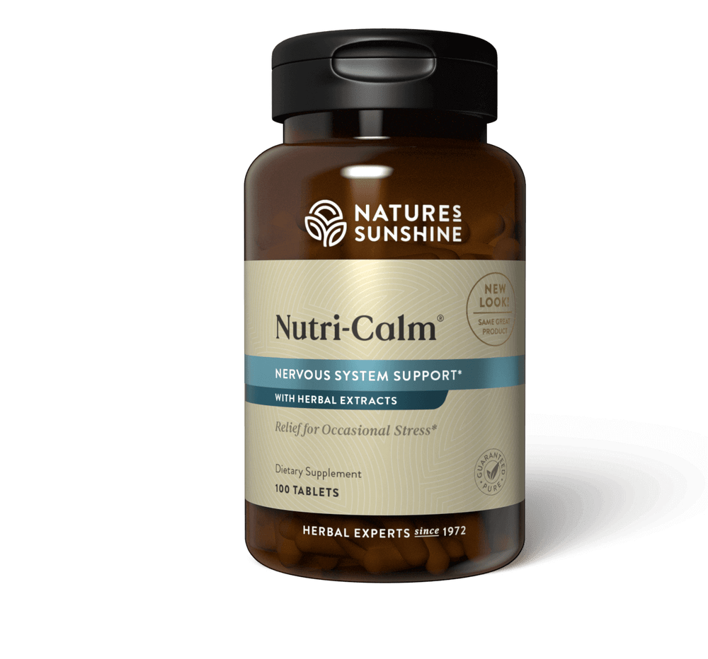 Image of Nutri Calm 60 Tabs