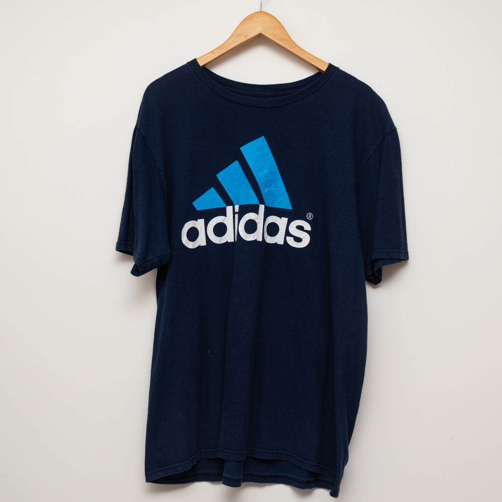 Image of Adidas Big Logo Tee XL