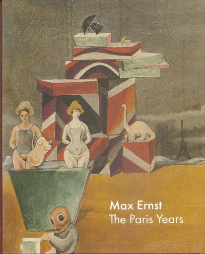 Image of Max Ernst: The Paris years