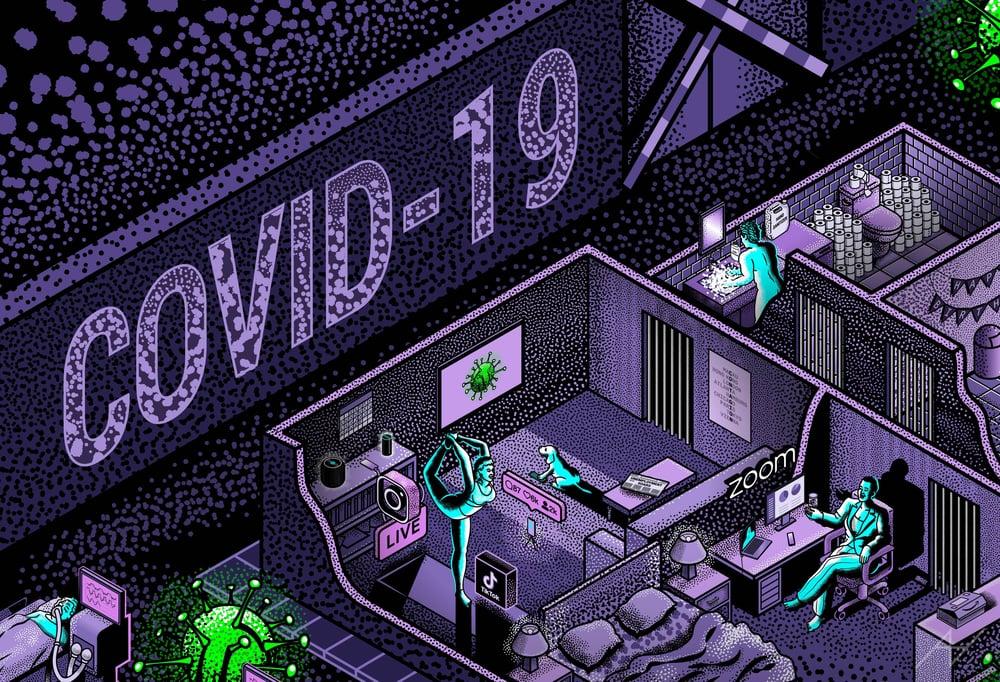 Image of COVID-19