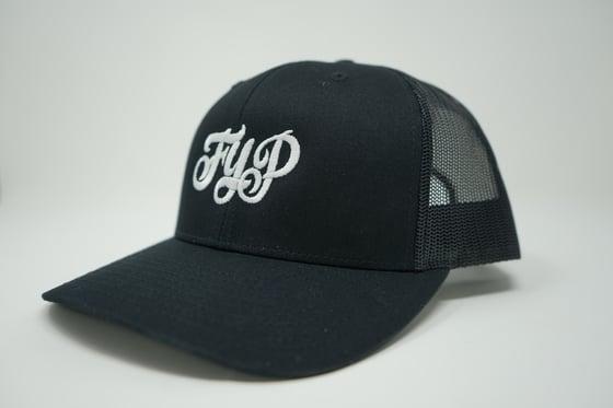 Image of Black Mesh Hat