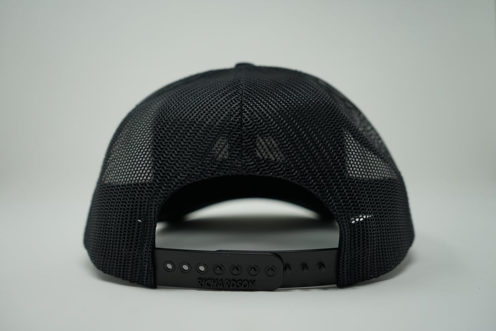 Image of Black Mesh Hat