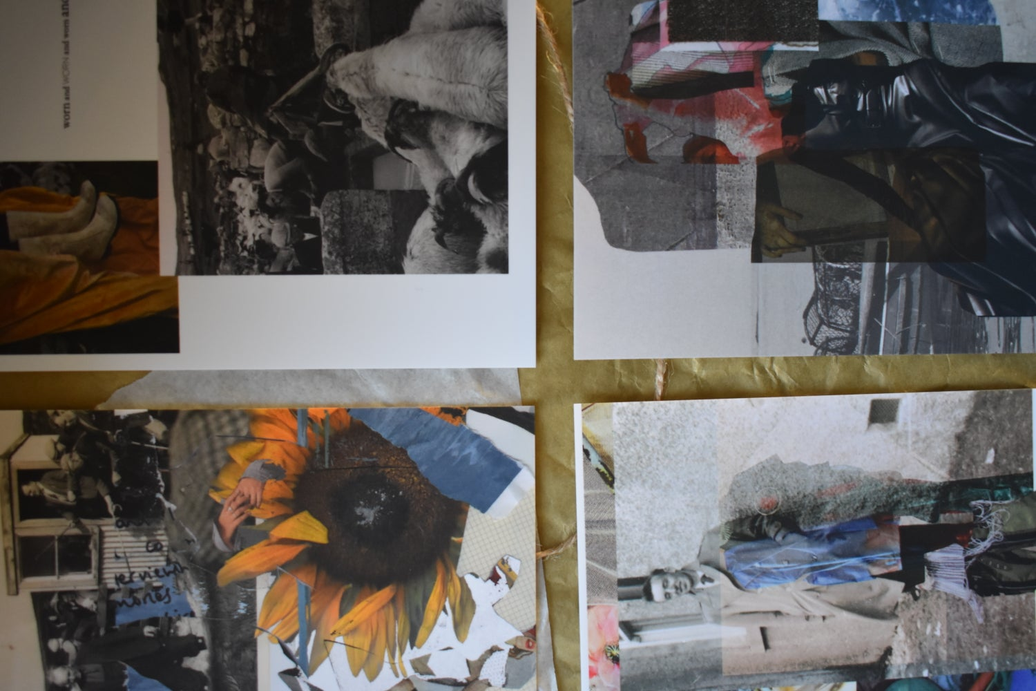 Image of Postcards pack #1