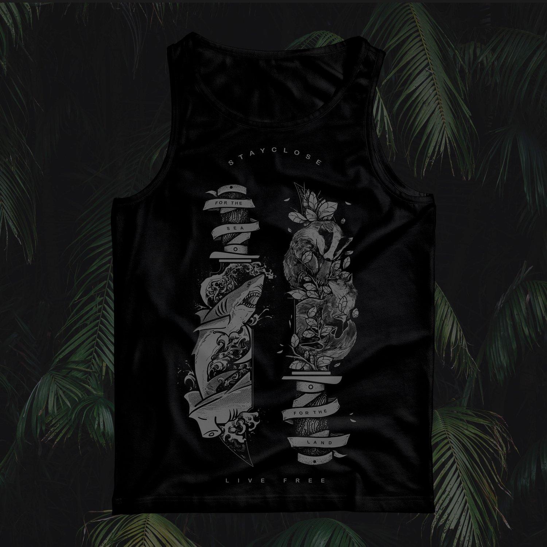 Image of Daggers Vest