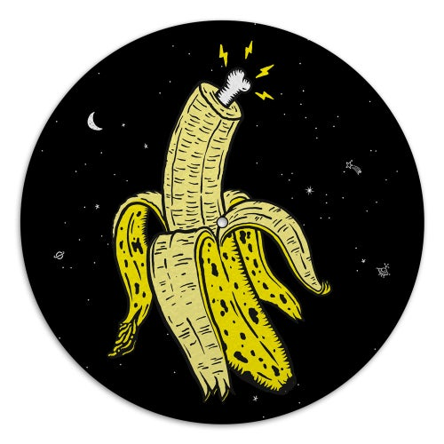 Image of BANANIGHT - Slipmat For Turntable