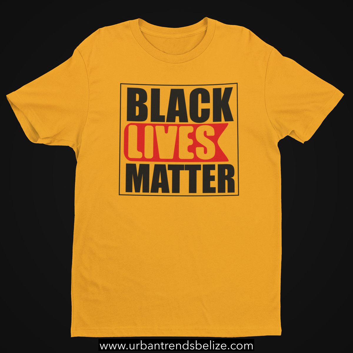 Image of BLACK LIVES MATTER - T-SHIRT
