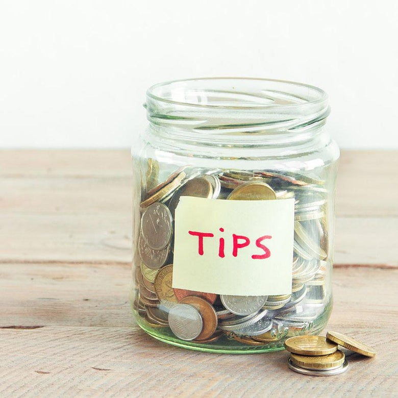 Image of � Tip Jar �