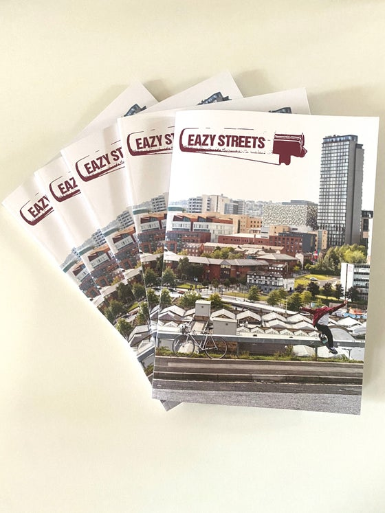 Image of Eazystreets Issue 1