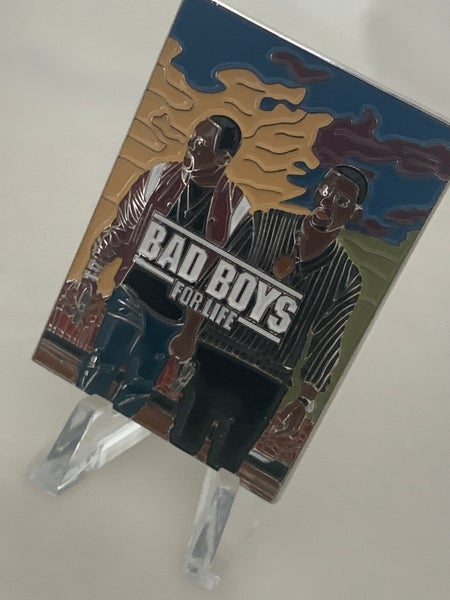 Image of Bad Boys For Life Challenge Coin