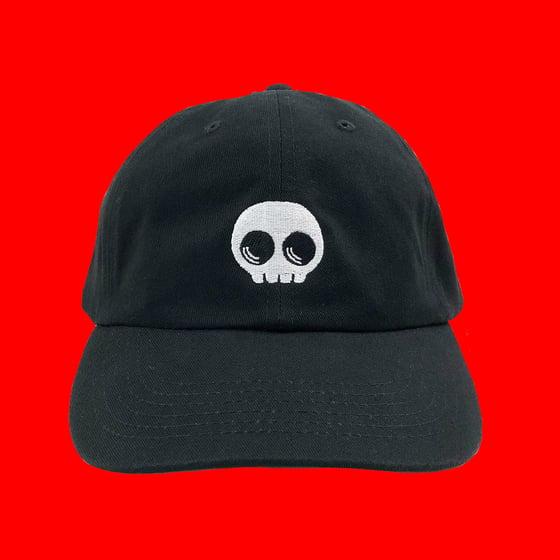 Image of Skully Dad Hat