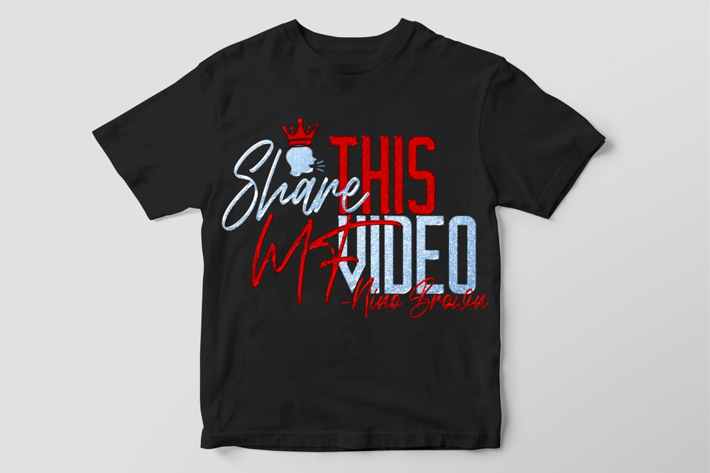 SHARE THIS MF VIDEO (t shirt)