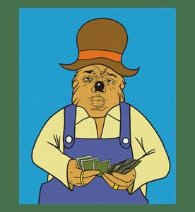 Image of Big Poppa Bear
