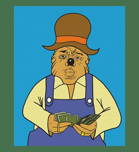 Big Poppa Bear