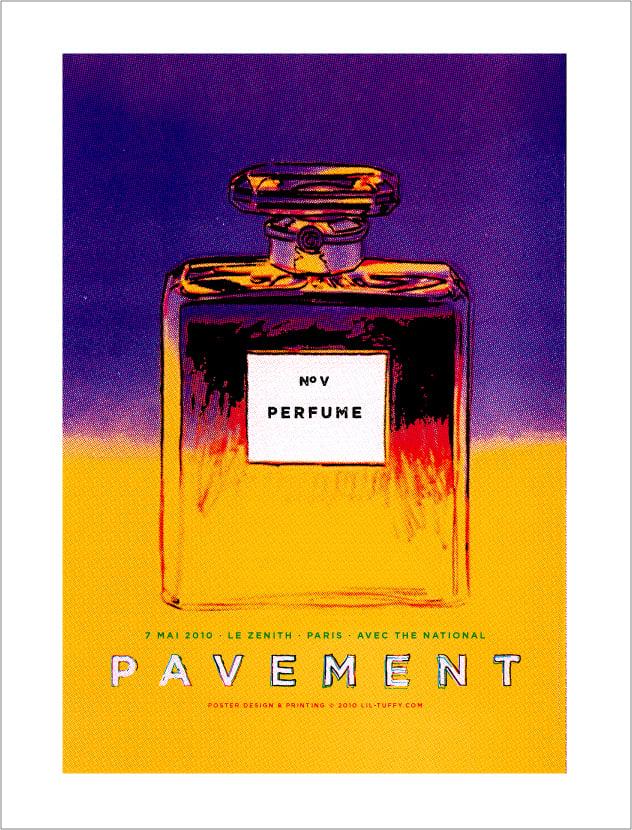 Image of Pavement - Paris 2010