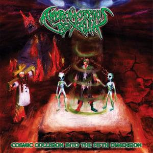 Image of Andromorphus Rexalia-Cosmic Collision Into The Fifth Dimension CD.