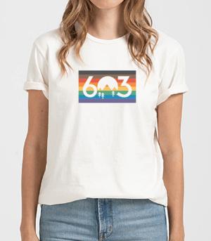 Image of 603 Together t-shirt