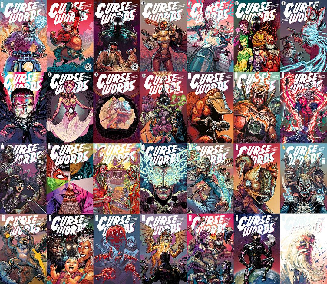 Curse Words Hardcover Omnibus (PRE-ORDER)