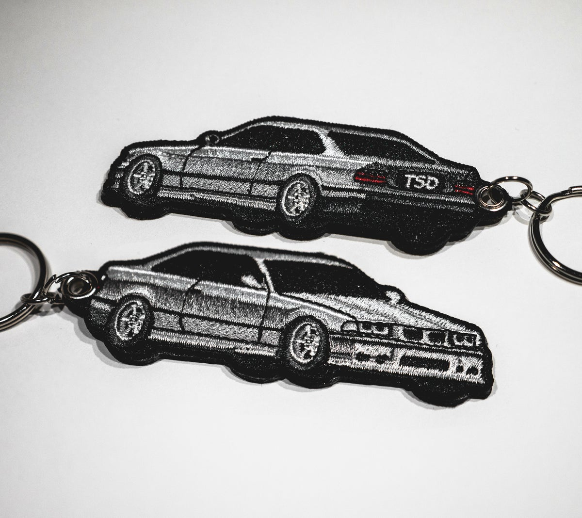 Image of *RESTOCKED* BMW E36 KEYCHAIN ARCTIC SILVER