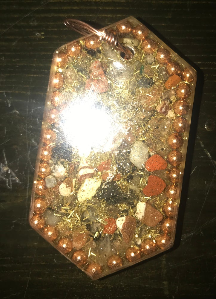 Image of Orgonite Pendant