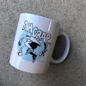 Image of Rubbish Rubbish 108 Andy Jenkins Ah Crap Coffee Mug