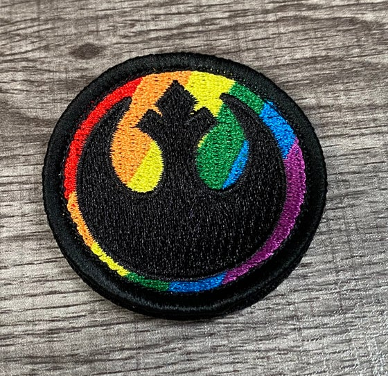 "Image of Rebel Pride 2"" Patch"