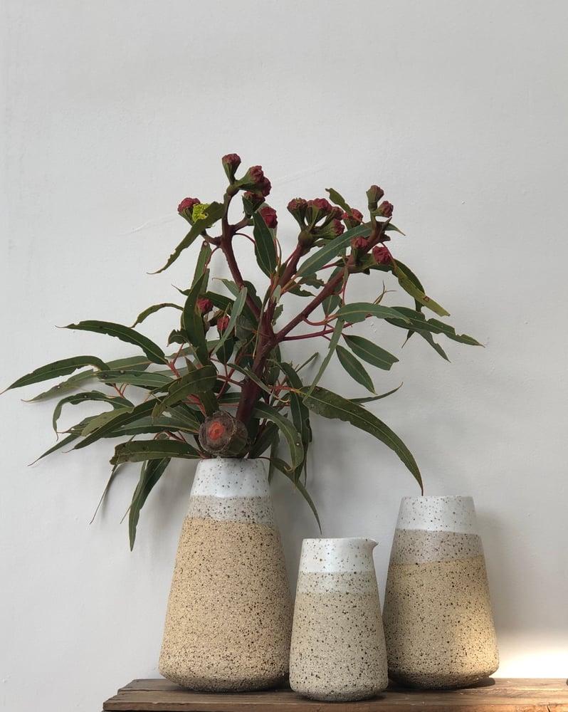 Image of Large Dip vase