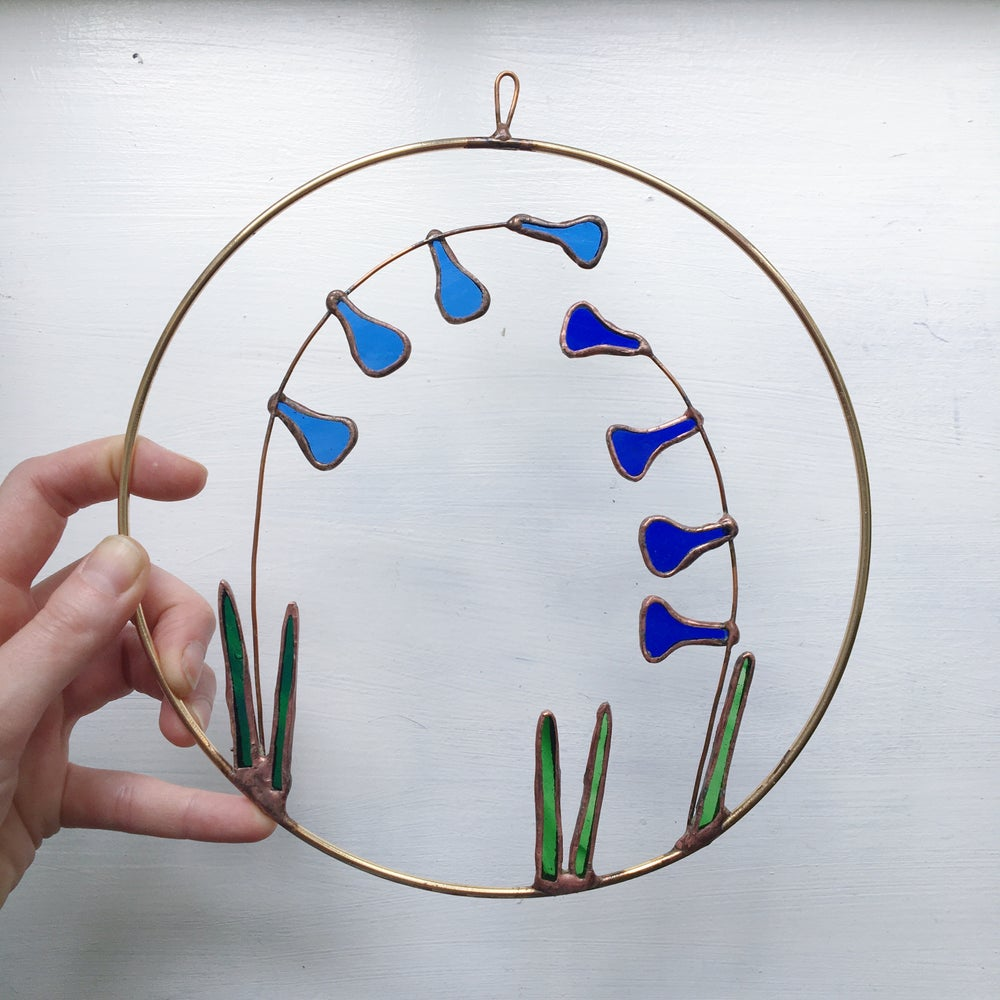 Image of Bluebell Wreath no.5