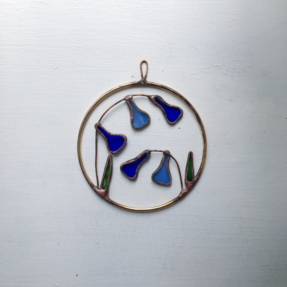 Image of Bluebell Cameo no.2
