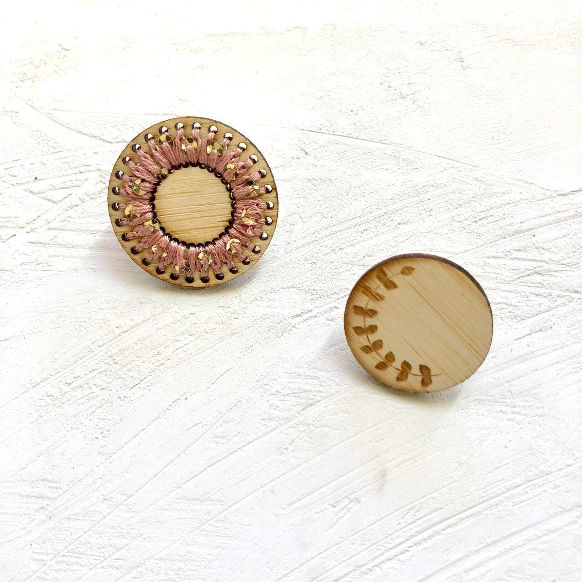 Pale Pink Pin Set