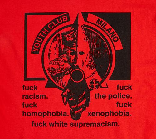 Image of Fuck Racism Tee