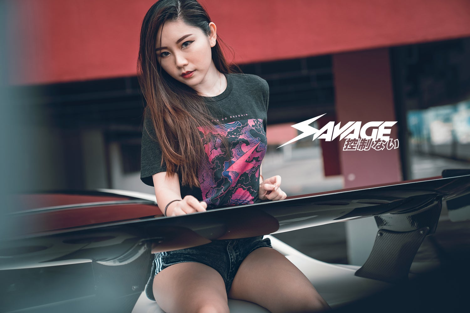 Image of SAVAGE Tee - Raging Great Wave