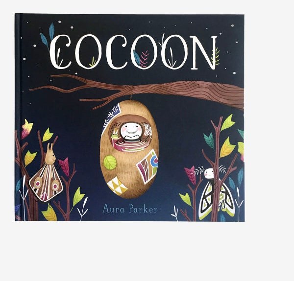 Image of Cocoon, signed picture book