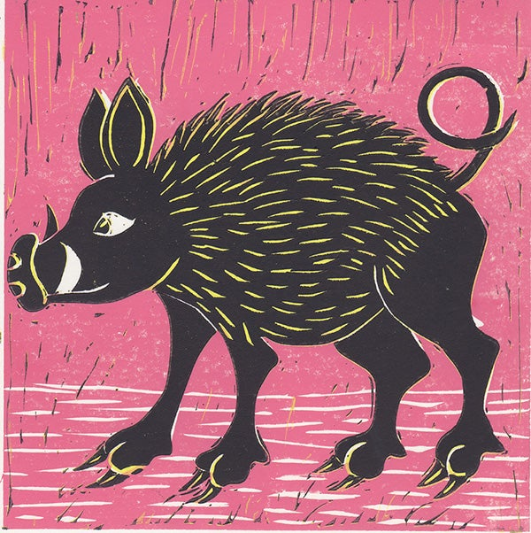 Image of Pink Pig