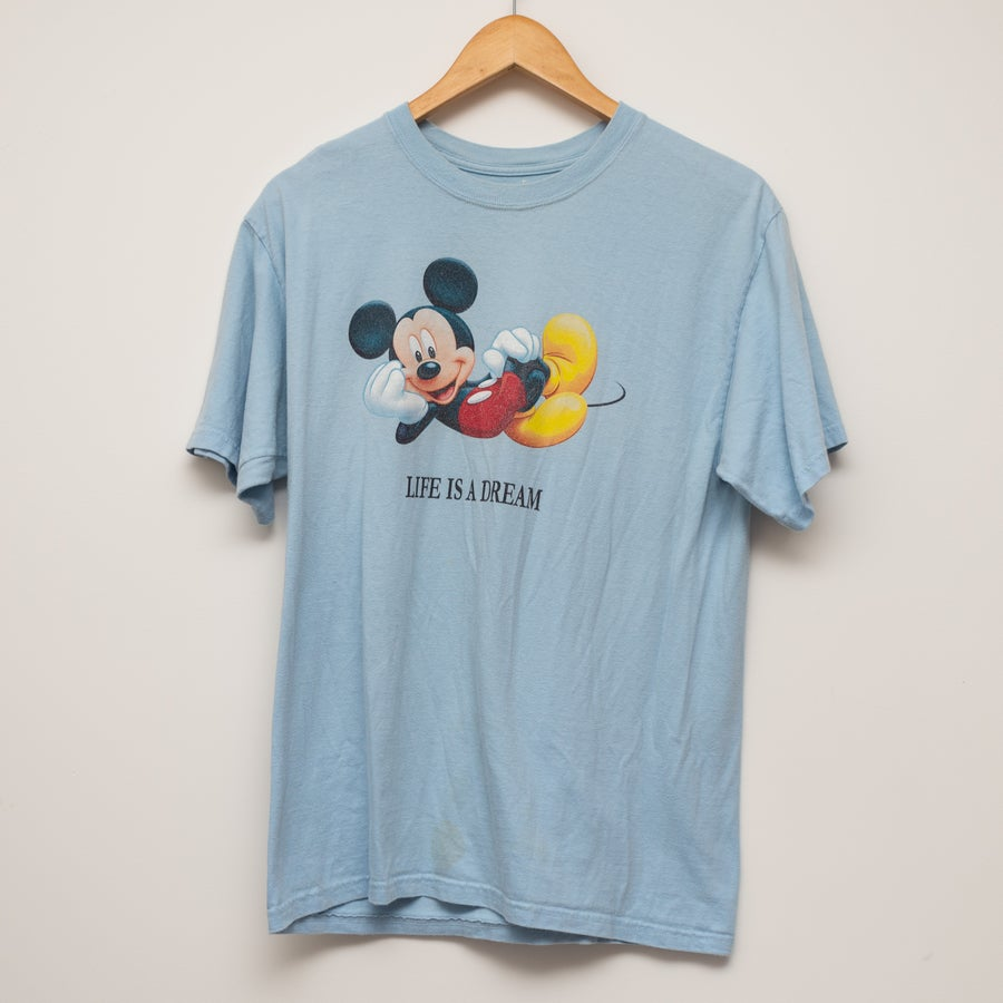 Image of Mickey Life is a Dream Tee