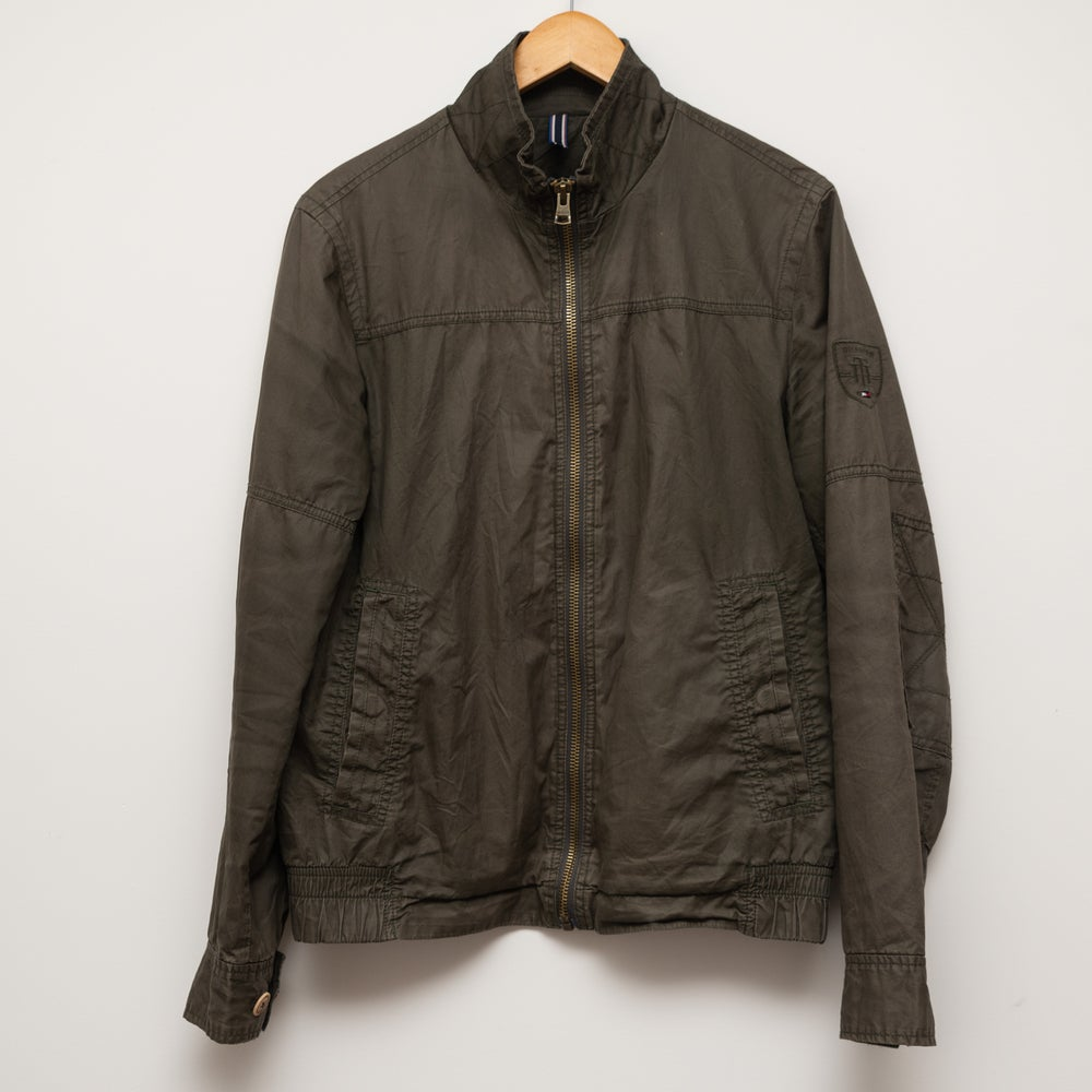 Image of Tommy Hilfiger Jacket Olive