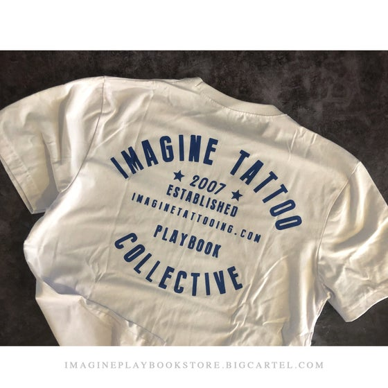 Image of Tee :  Imagine Classic (WHITE)