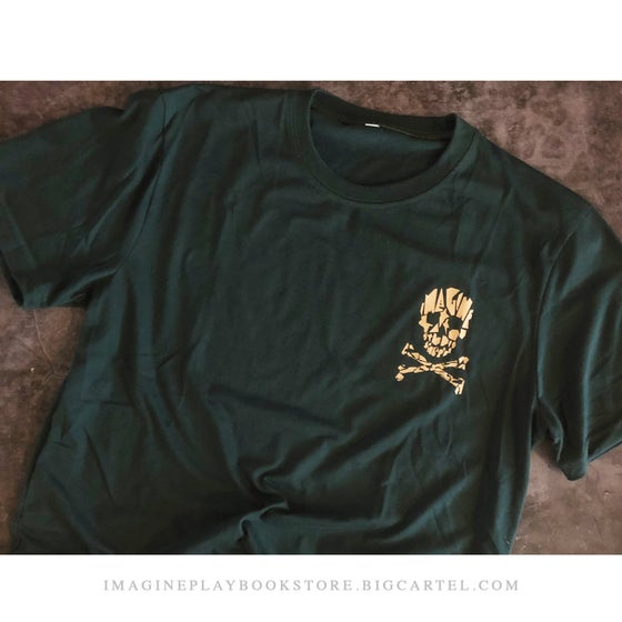Image of Tee :  Imagine Classic (FOREST GREEN)