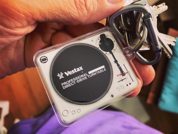 Image of Vestax PDX Keychain